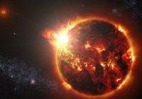 Обнаружен самый мощный взрыв в галактике