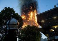 Опознаны все жертвы пожара в лондонской высотке