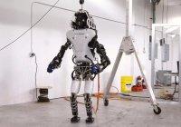 В США робота научили прыгать сальто-мортале (ВИДЕО)