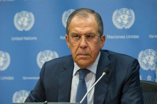 Лавров: у Российской Федерации нет свидетельств сговораИГ иСША