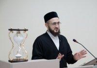 Муфтий Татарстана выступил с публичной лекцией в КФУ