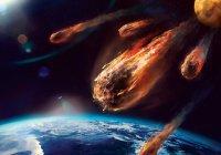 Под Мурманской областью метеор приняли за конец света