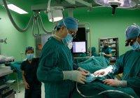 Первая в мире пересадка человеческой головы прошла в Китае
