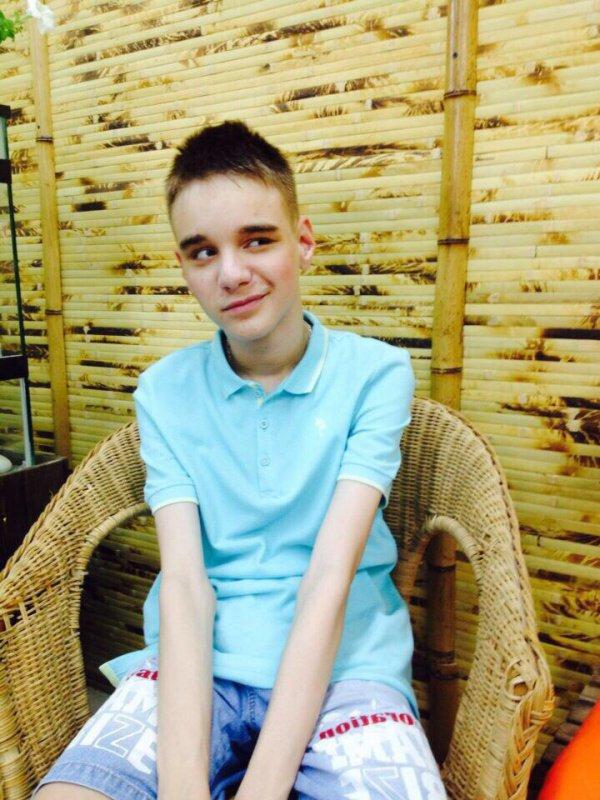Каймаков Андрей, 15 лет