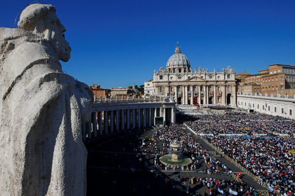 Боевики объявили Ватикан следующей целью для терактов.