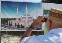 В Крыму проинспектировали ход строительства Соборной мечети
