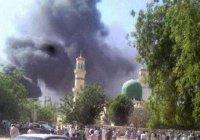 Минимум 30 человек погибли при взрыве в мечети в Нигерии