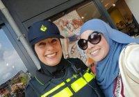 В Нидерландах полицейским разрешили носить хиджаб