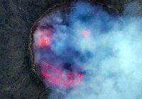 В Эфиопии улыбнулся вулкан (ФОТО)