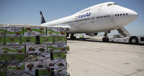 Прямой авиарейс будет организован в один из трех иранских городов