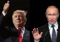 Трамп назвал переговоры с Путиным «прекрасными»