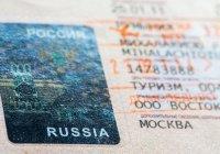 Новый тип визы ввели в России