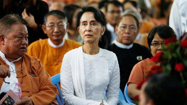 Лидер Мьянмы отказала ЕС в независимом расследовании ситуации с мусульманами-рохинджа.