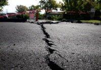 В Калифорнии произошло 134 землетрясения