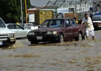 В Саудовской Аравии готовятся к аномальным проливным дождям