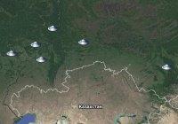 Появилась карта НЛО в России