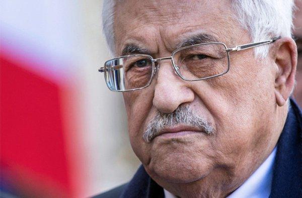 Палестинский лидер заморозил все контакты с Вашингтоном.
