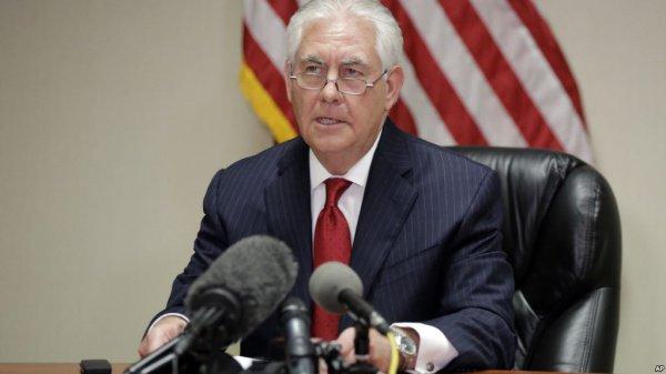 Тиллерсон назвал действия властей Мьянмы вотношении рохинджа «этнической чисткой»