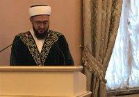Муфтий РТ в Петербурге призвал к исламской солидарности Россию и Азербайджан
