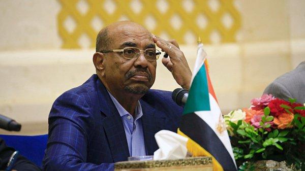 Лидер Судана поблагодарил В.Путина зазащиту страны на интернациональных площадках