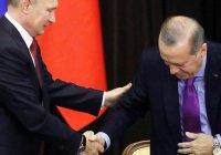 Стул Эрдогана стал темой горячих дискуссий в интернете (Видео)