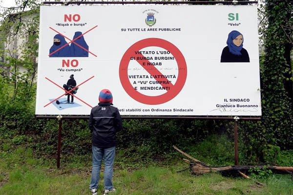 Запрет на никаб уже существует в целом ряде европейских стран.