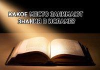 Высказывания благочестивых предшественников о достоинстве знания