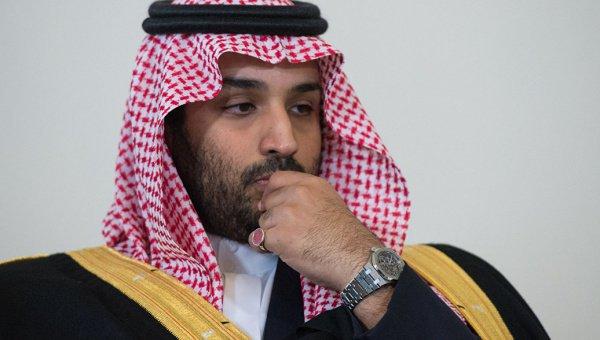Мухаммад ибн Салман Аль Сауд.