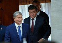 Новый президент Киргизии пообещал Атамбаеву звание героя республики