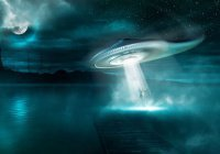 ВВС Дании рассказали о 15000 контактов с пришельцами