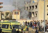 Срочно: в Египте в результате теракта в мечети погибли 50 человек