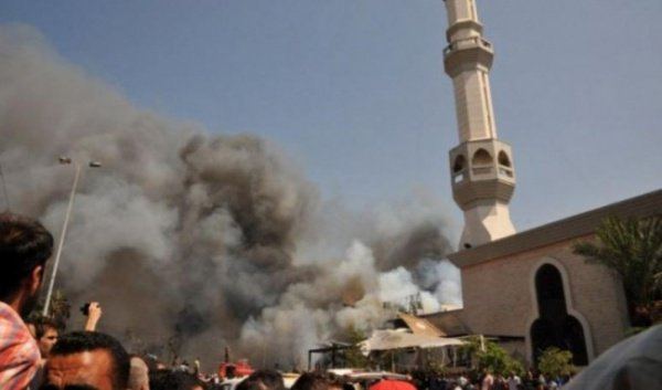 Теракт признан самым крупным в истории Египта.