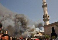 В Египте построят мавзолей в память о жертвах теракта в мечети
