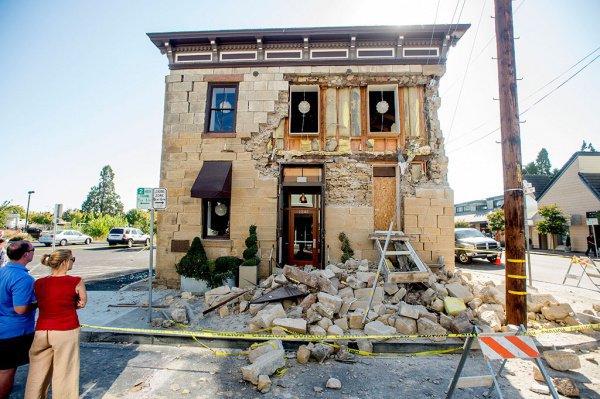В частности, только в Оклахоме число землетрясений различной силы возросло до 800