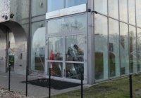 Неизвестные забросали камнями центр мусульманской культуры