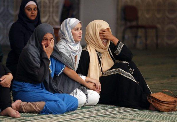 Мусульмане остаются главными жертвами терроризма.