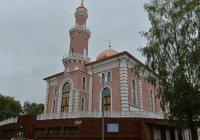 Соборная мечеть в Минске (пазл)