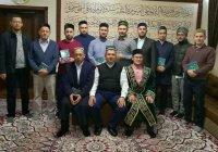 Татарстанские религиозные деятели - в Узбекистане (Фото)