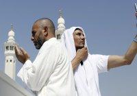 В главных святынях ислама запретили фотосъемку