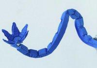 Оригами-робот поднимает груз в 1000 раз тяжелее себя (ВИДЕО)