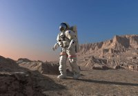 Опрос: Россияне предпочитают космос