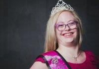 Впервые девушка с синдромом Дауна выиграла конкурс красоты в США