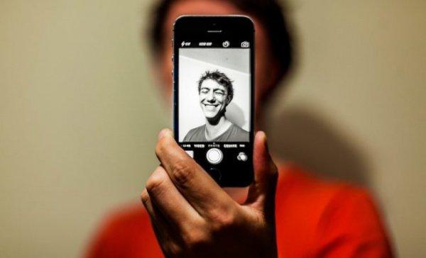 Система предложит пользователю сделать свое фото для подтверждения личности