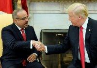 Трамп обсудил «иранскую проблему» с наследным принцем Бахрейна