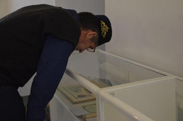 Только сегодня! Выставка к 250-летию мечети Марджани (Фоторепортаж)