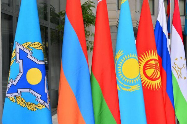 Саммит ОДКБ прошел в Минске.