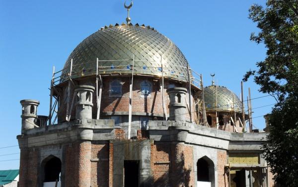 Соборная мечеть Кисловодска.
