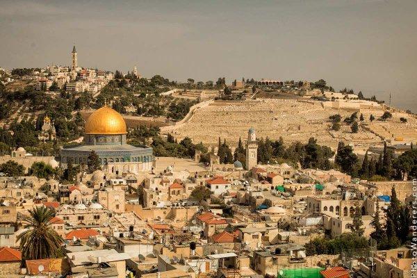 Иерусалим - одно из центральных звеньев в палестинско-израильском конфликте.