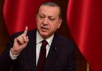 Эрдоган: США хотят наказать Турцию за неповиновение