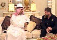 Арабский шейх восхитился Чечней